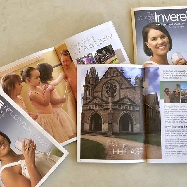 Inverell Tourist Brochure