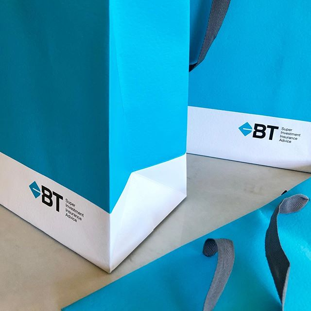 BT Financial Bags for Fashion Week