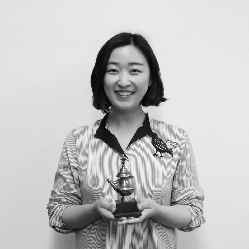 Jinny Choi - Head of Administration