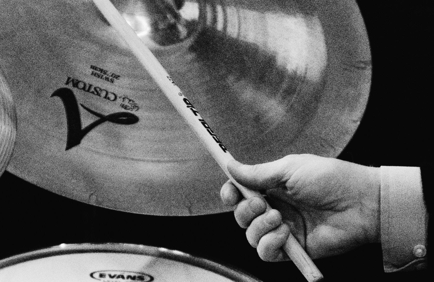 Harmonic Cymbal Scrapes - 10.00€