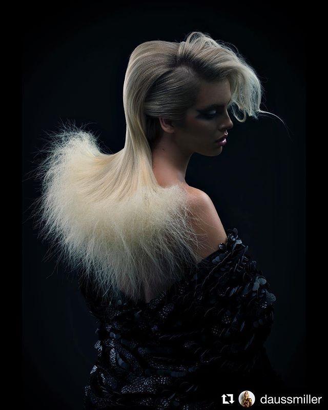 #Repost @daussmiller - #storyteller #fashionlover ・・・ Shot for #NAHA2019 - Finalists in Styling and Newcomer categories!  Hair | @megan.e.grimm  Model | @lilliantroutman  MUA | @beauty.valentine  Wardrobe | @nikkiblainecouture