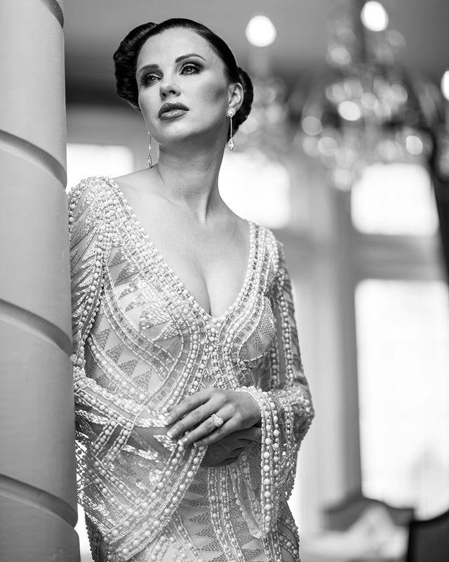 Venue | @eventsatcolumbiaclub  Bride | @margarita_karizskaja  HMUA | @megan.e.grimm  Florals| @accentfloraldesignllc  Gown | @weddingstudiocarmel  Photography | @DaussMiller