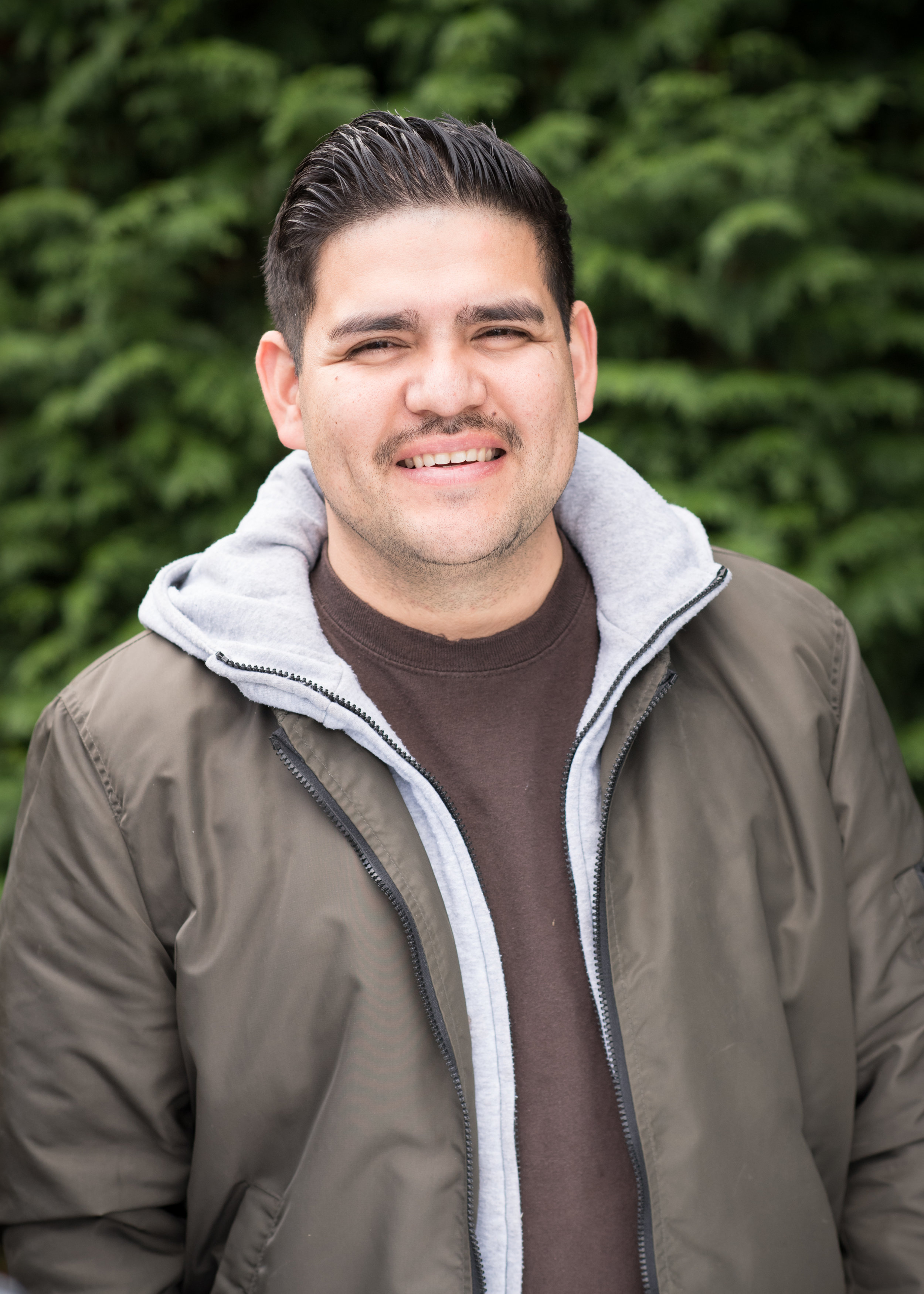 Jose Espino, Member Services Manager