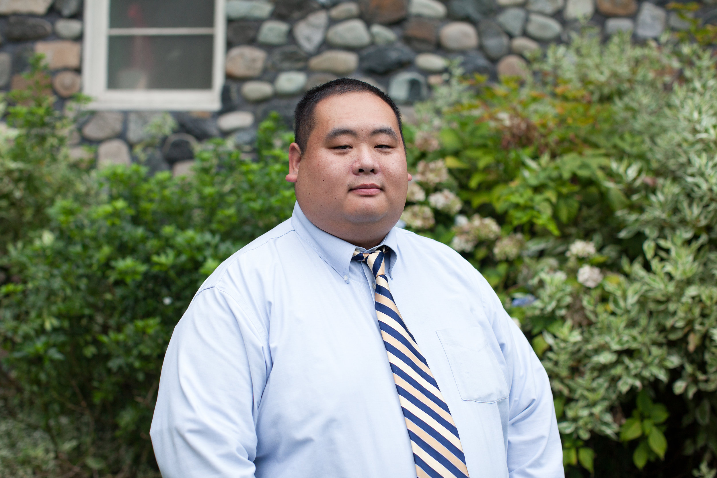 Matthew Kirchner, Assistant Security Manager