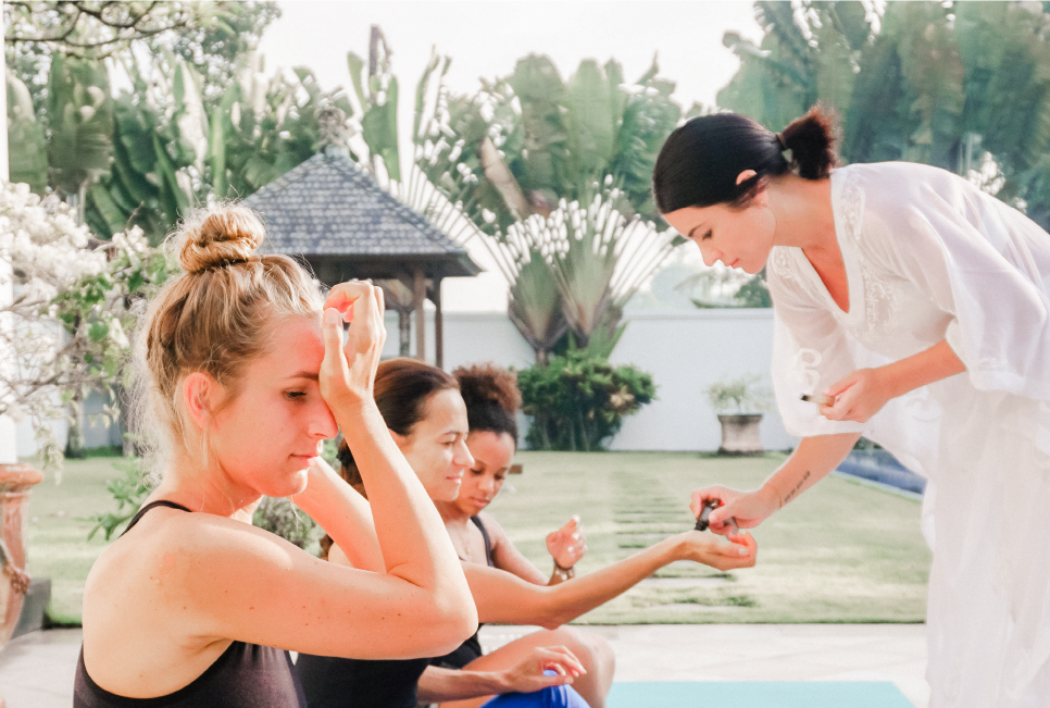 Our Retreats - Unplug from the daily stress of life with Sattva Soul women's only transformational health retreat that will calm your mind, cleanse your body and nourish your soul.