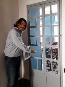 Luis Orihuela Fillol, Casa Grande de Zujaira