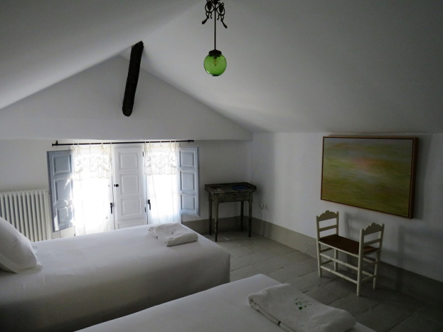 La Casa Grande de Zujaira, Attic Bedroom