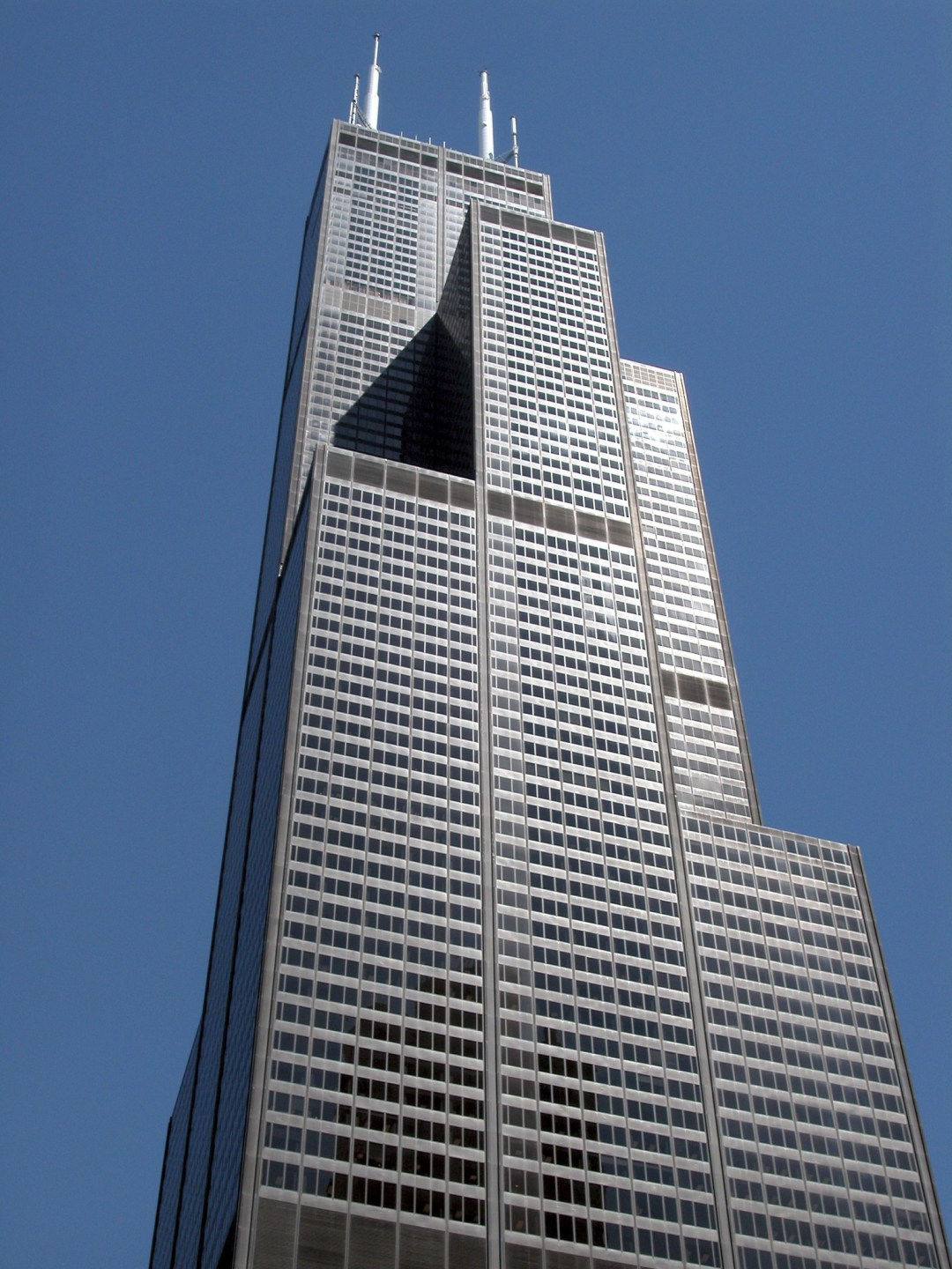 Willis Tower courtesy of Chicago Architecture Center
