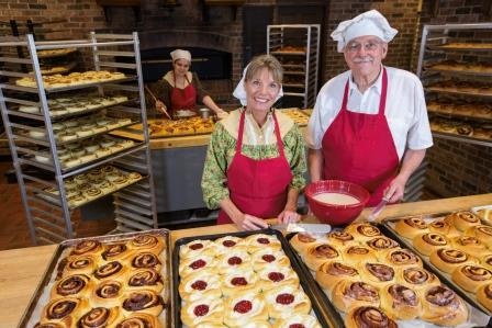 Eva & Delilah's Bakery: Credit: Silver Dollar City Attractions