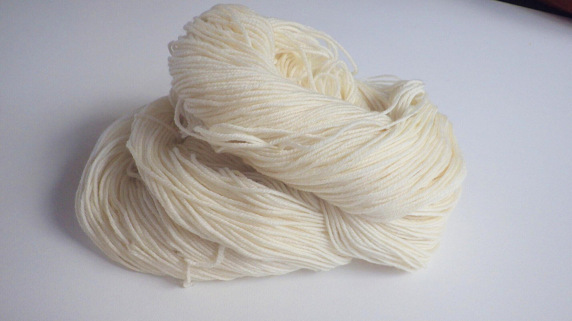 4ply - 100% Australian woolSpun in ItalyExtra fine Merino.