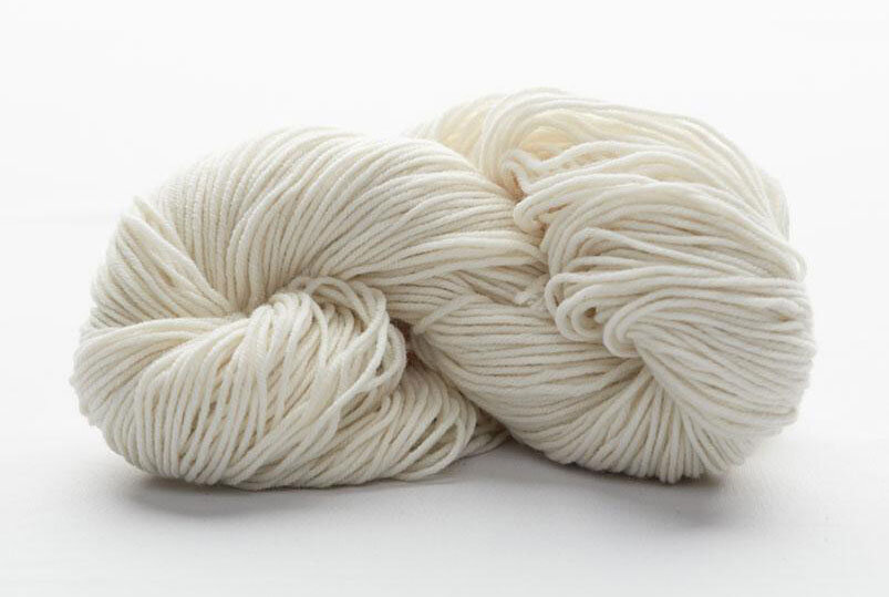 8ply Biodynamic - 100% Demeter certified Australian Biodynamic Merino woolWashed and spun in New ZealandUntreated (Non Superwash). Handwash Only.Super soft with lots of bounce.