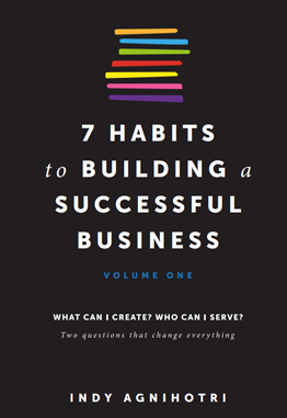 What can we create? Who can we serve? - Two daily questions you should ask yourself to build any successful business