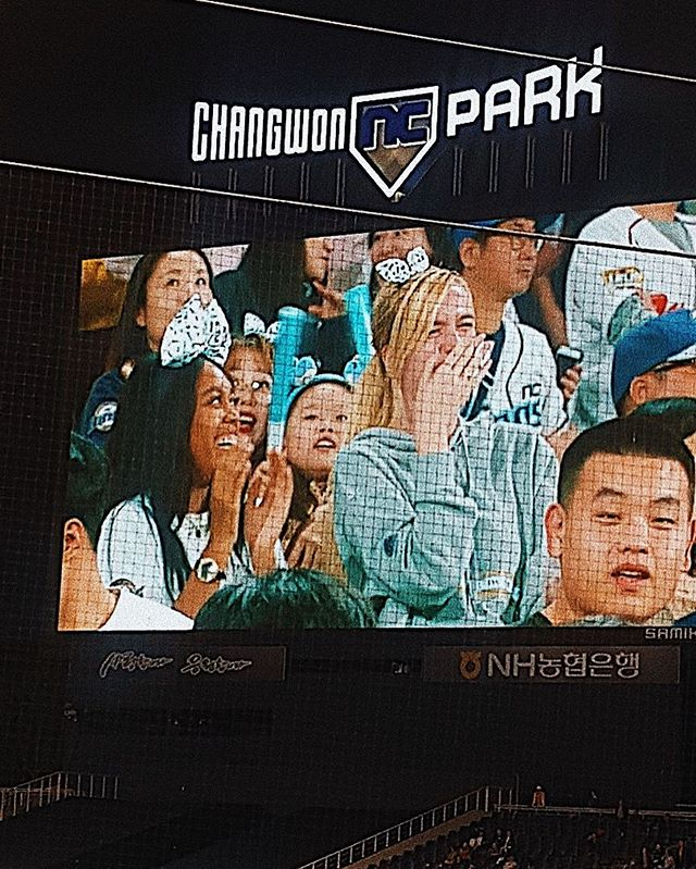I made on tv lmao  #ncdinos라이브 #changwon