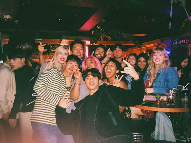 I turn 25 tomorrow so why not celebrate in busan, ey?  thank you everyone who came out! it means so much and I love every single one of you!