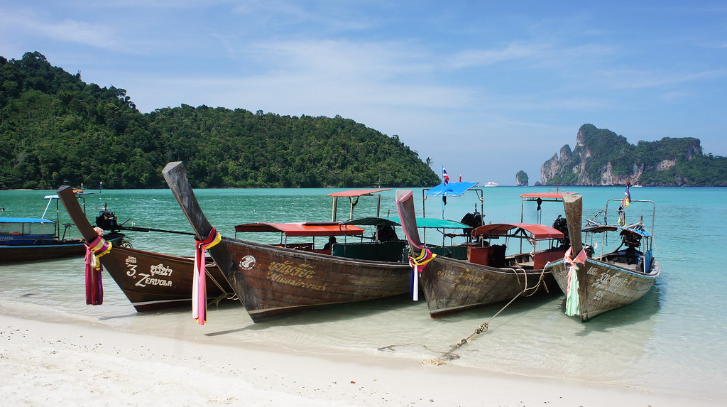 """""""Phi Phi""""    by    Aran Anderson    is licensed under    CC BY-SA 2.0"""