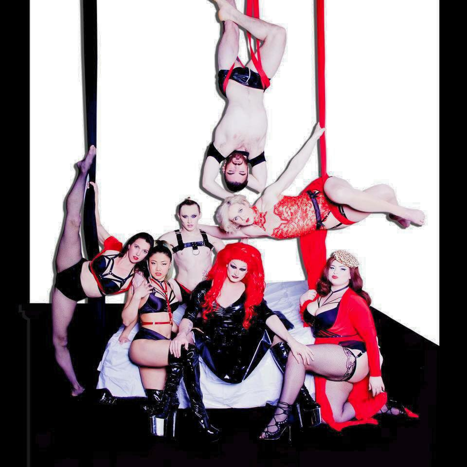 Sinsuality  - FringeWorld 2016, 2017, 2018 + 2019  Click to see more