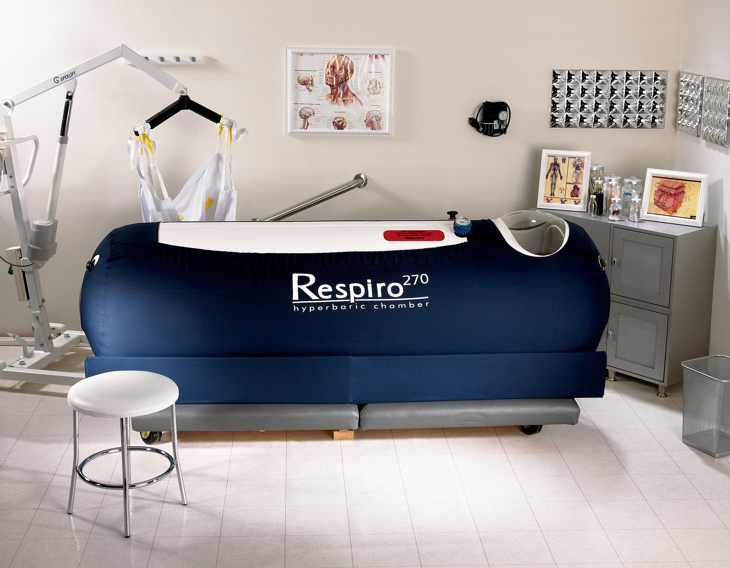 Hyperbaric Oxygen Therapy - HBOT