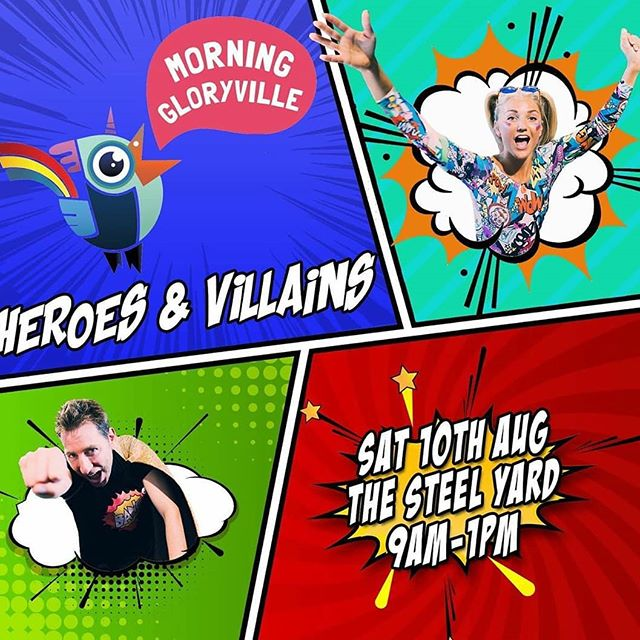 The original morning sober rave returns next weekend! 🎉🙌 And of course, yours truly will be on board. . Come along to @morninggloryville on 10 AUGUST as they bring to you HEROES 🦸♀️ and VILLAINS 🦹♂️!! . The MGV crew are are back@thesteelyardldnfor its infamous soberlution - all-singing, all-dancing, all-glittering.✨ . There'll be a banging dance floor as usual, a kids area for your little ones and a food and drink market with vegan shots, snacks and more. . Tickets: www.eventbrite.co.uk/e/morning-gloryville-heroes-villains-tickets-65070127503💥 . . #rawsome#rawsomehackney#yourerawsome#plantbased#plantpower#vegansoflondon#eatvegan#eatright#healthydiet#tryvegan#plantbasedfood#veganlondon#vegansofinstagram#rawsomesnacks#oohbabyilikeitraw#soberparty#morninggloryville#gloryville