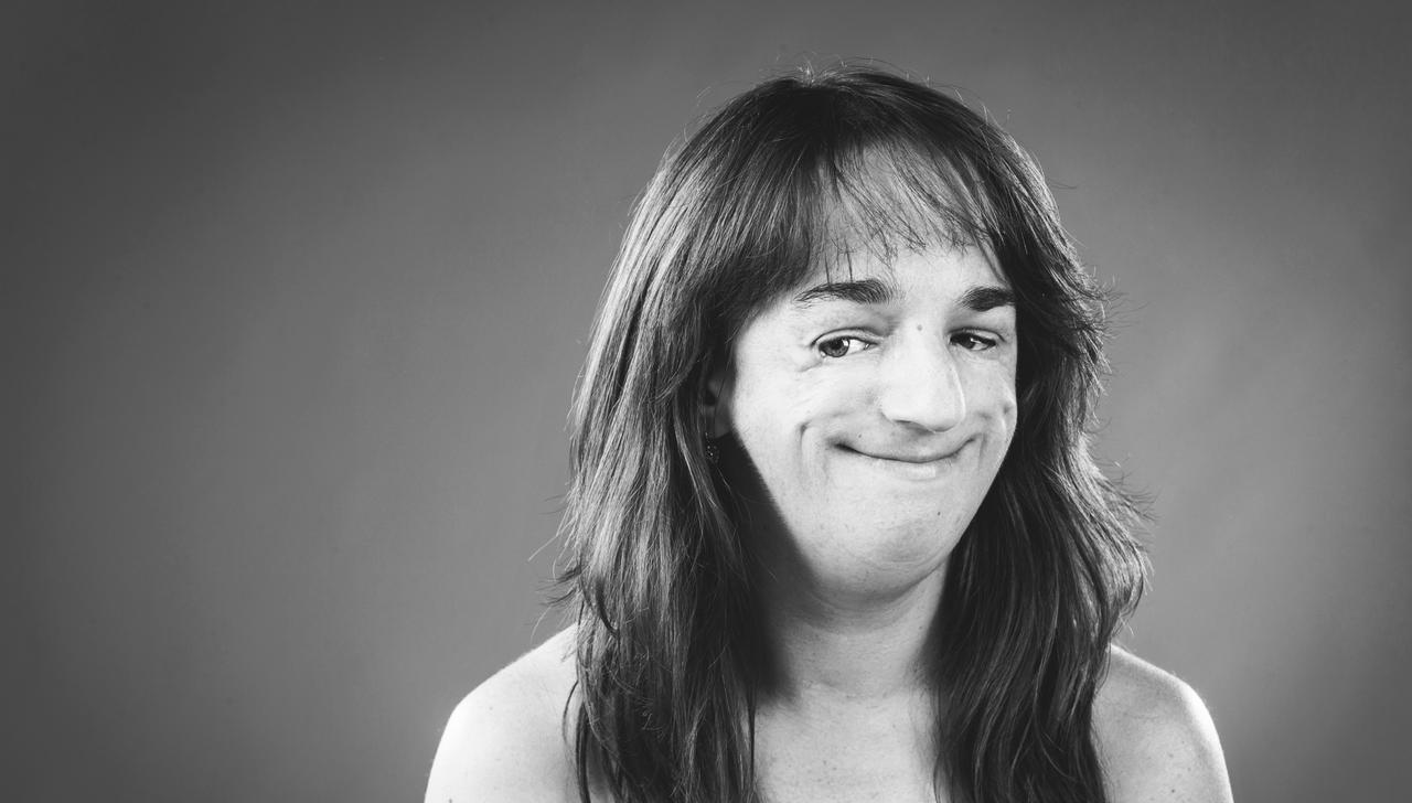 Vicky Bendito sonriendo