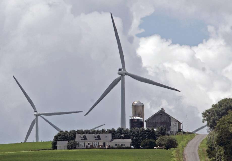 Department of Environmental Conservation: Wind Power Facts in NY -