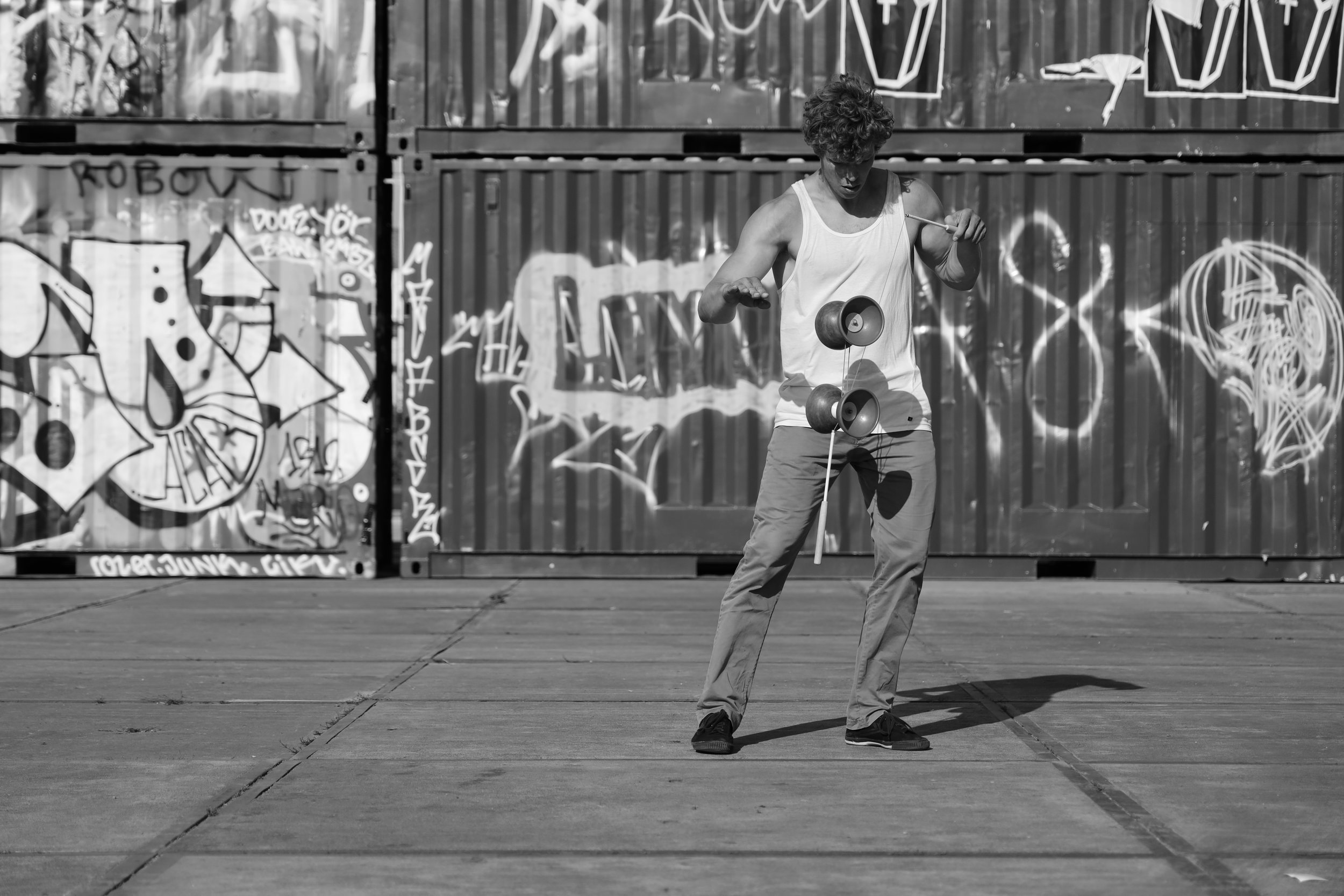 Diabolo, NDSM Amsterdam | Photo Preim