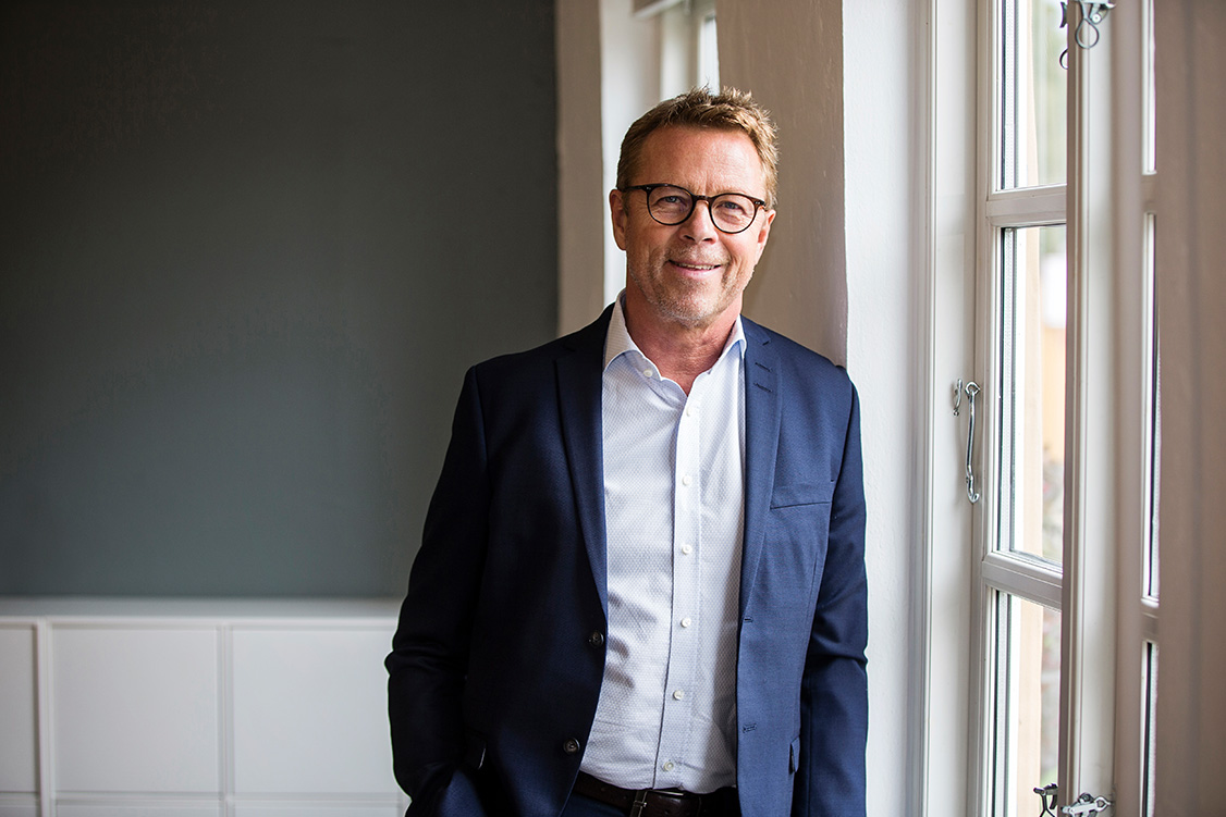 Jesper Loehr-Petersen - Stifter og chefkonsulent MacMann Berg