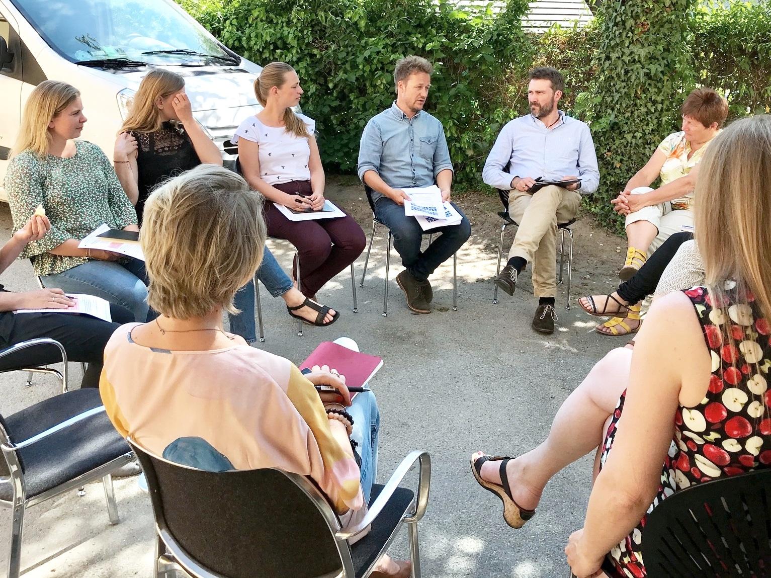 For ledergruppen - Skab resultater og sammenhængskraft gennem en bevidst, formålsdrevet ledelseskultur.