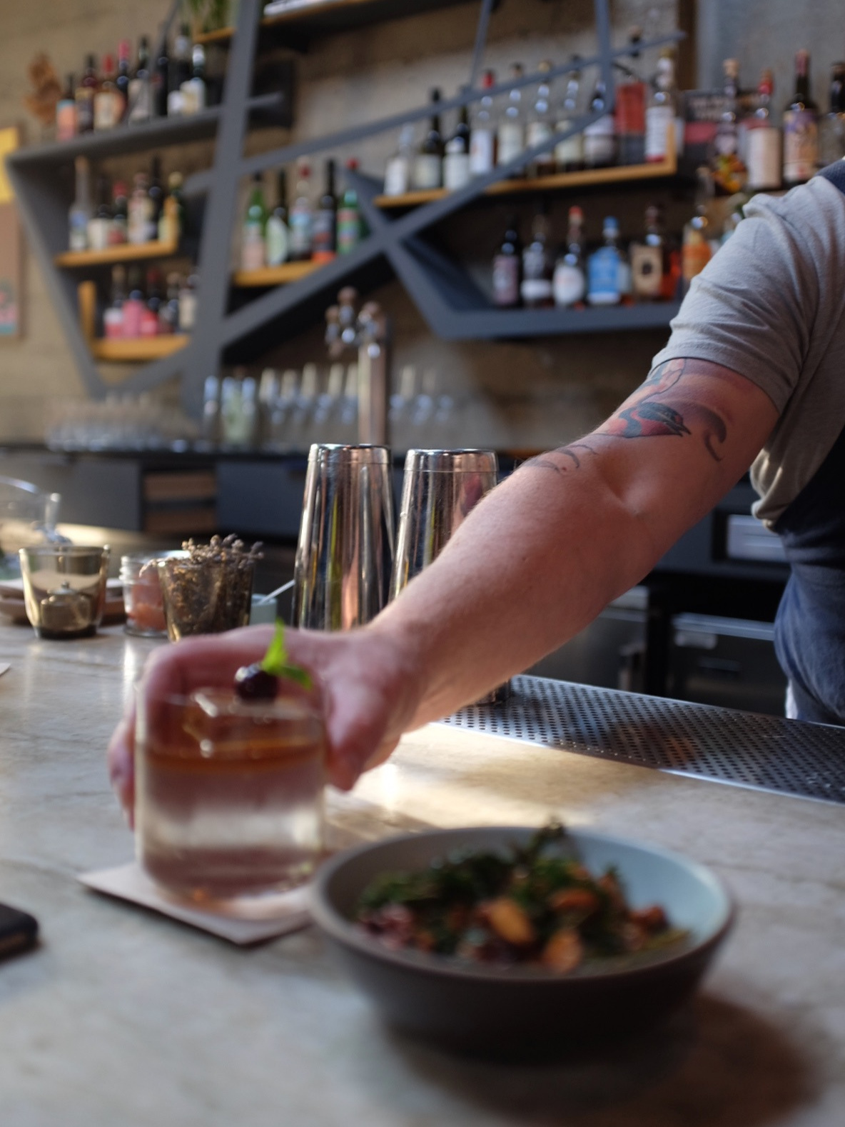 Trade & Media Relations - Mail-merged press releases and traditional desksides are a thing of the past. With a laser focus on relationships with journalists, bartenders, sommeliers and chefs, we engage directly to plug the most enticing story to the right source.