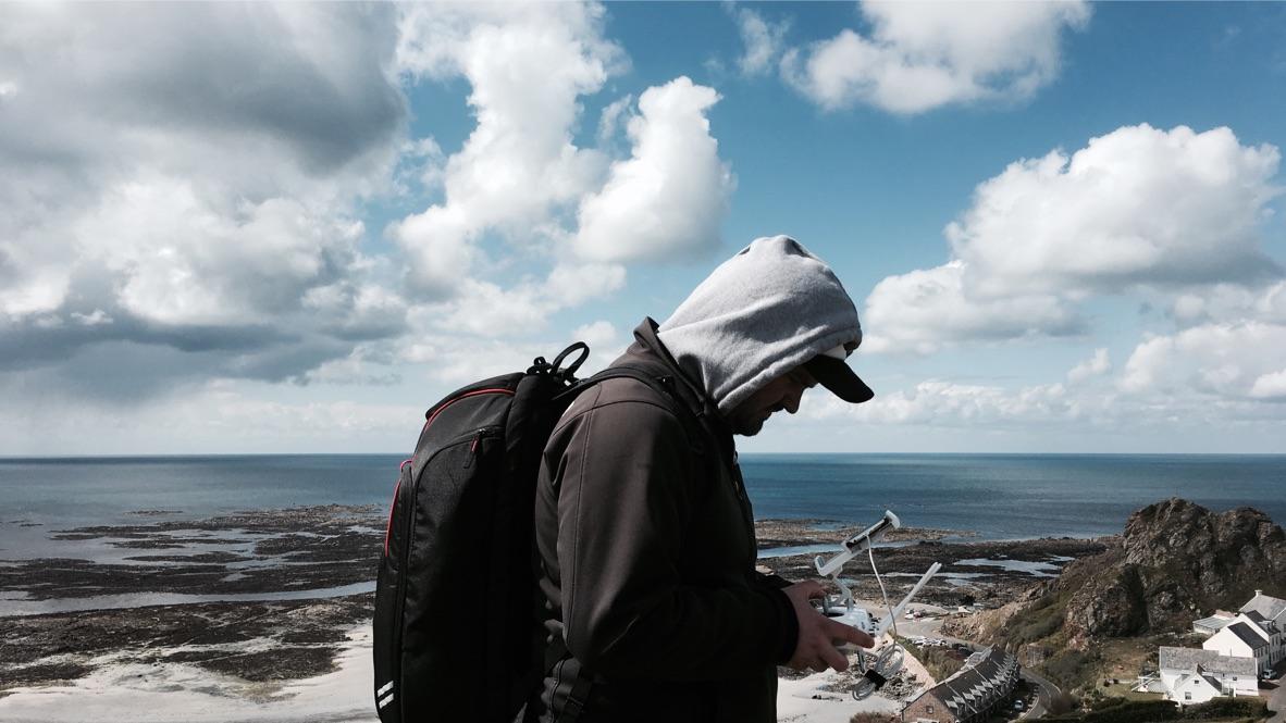 DISCOVER JERSEY    GUTS & GLORY. Dir + Drone Operator: @Jameslovick