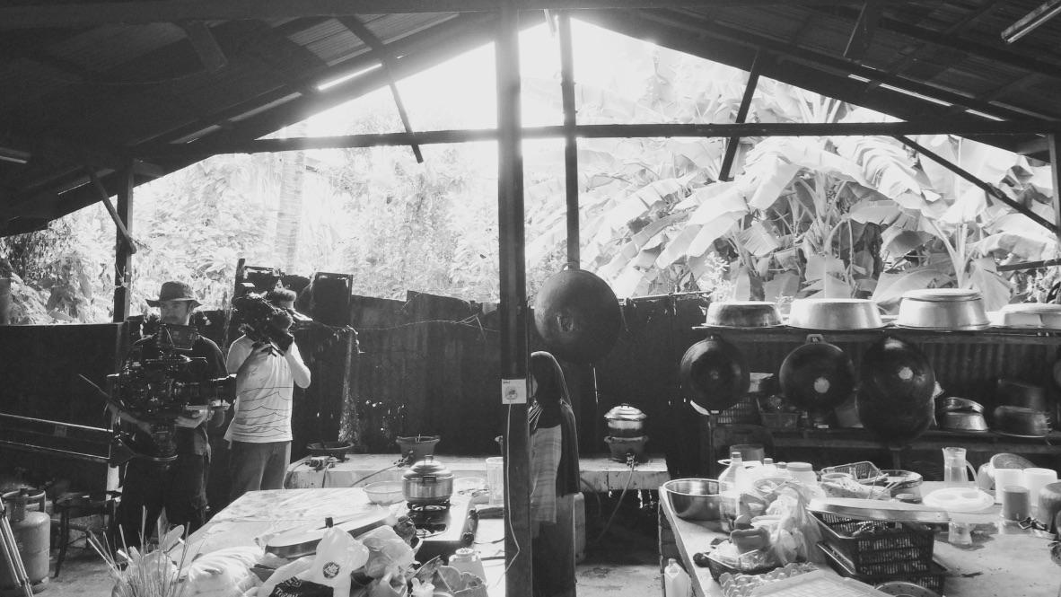 JOHN TERODE'S MALAYSIAN ADVENTURE    Cactus   Director: David Robertson   DoP: Andy Smith