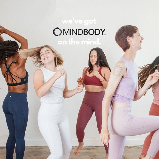 Shoutout to one of our amaaaaaazing sponsors, @mindbody ✨💖 You're on our mind. LET'S DO THIS. . . . . . #hostaclass #breasthealth #bettertogether #strongertogether #GetFit #FitFam #FitLife #FitnessMotivation #FitnessAddict #GetStrong #GirlsWhoLift#GymLife #FitnessMotivation #Fitspo #YouCanDoIt #stayfitbehealthy #breastcancerprevention #keepabreast #fit4prevention #f4p #fitforacause #iamf4p #forthehealthofit #4thehealthofit #iamfit4prevention #breastcancerpreventionmonth #mindbodygreen