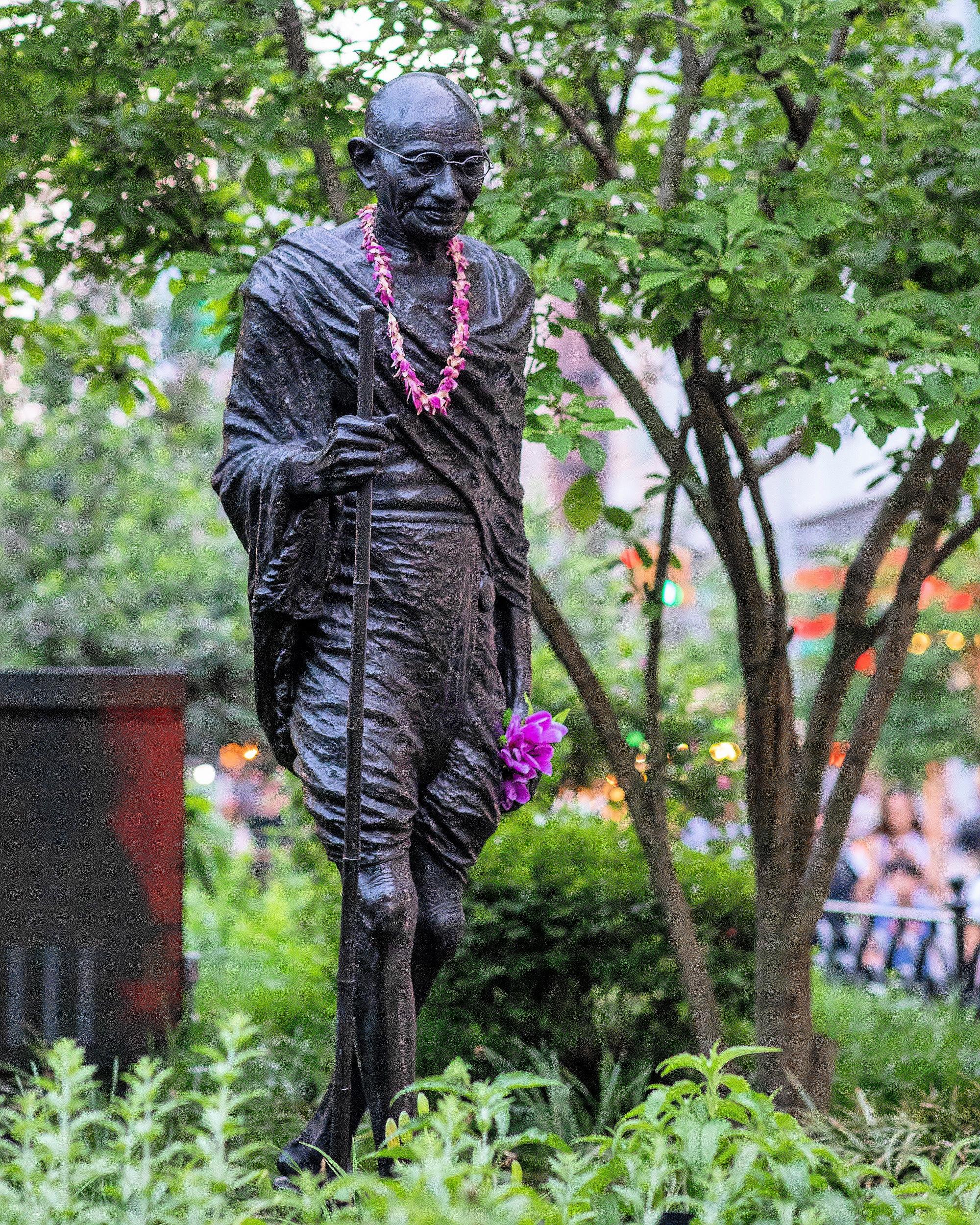 Ghandi Adorned.JPG