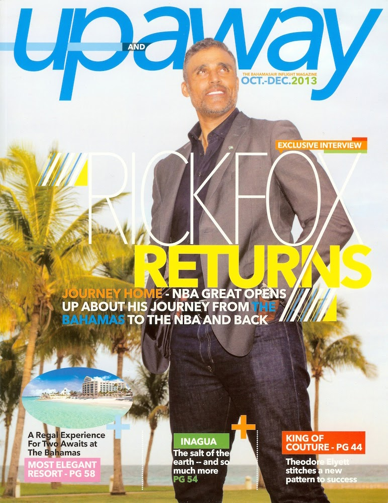 Bahamasair UP & Away Magazine Cover Rick Fox Oct-Dec 2013 copy.jpg