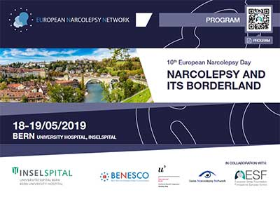View The 2019 Program for  Narcolepsy and Its Borderlands
