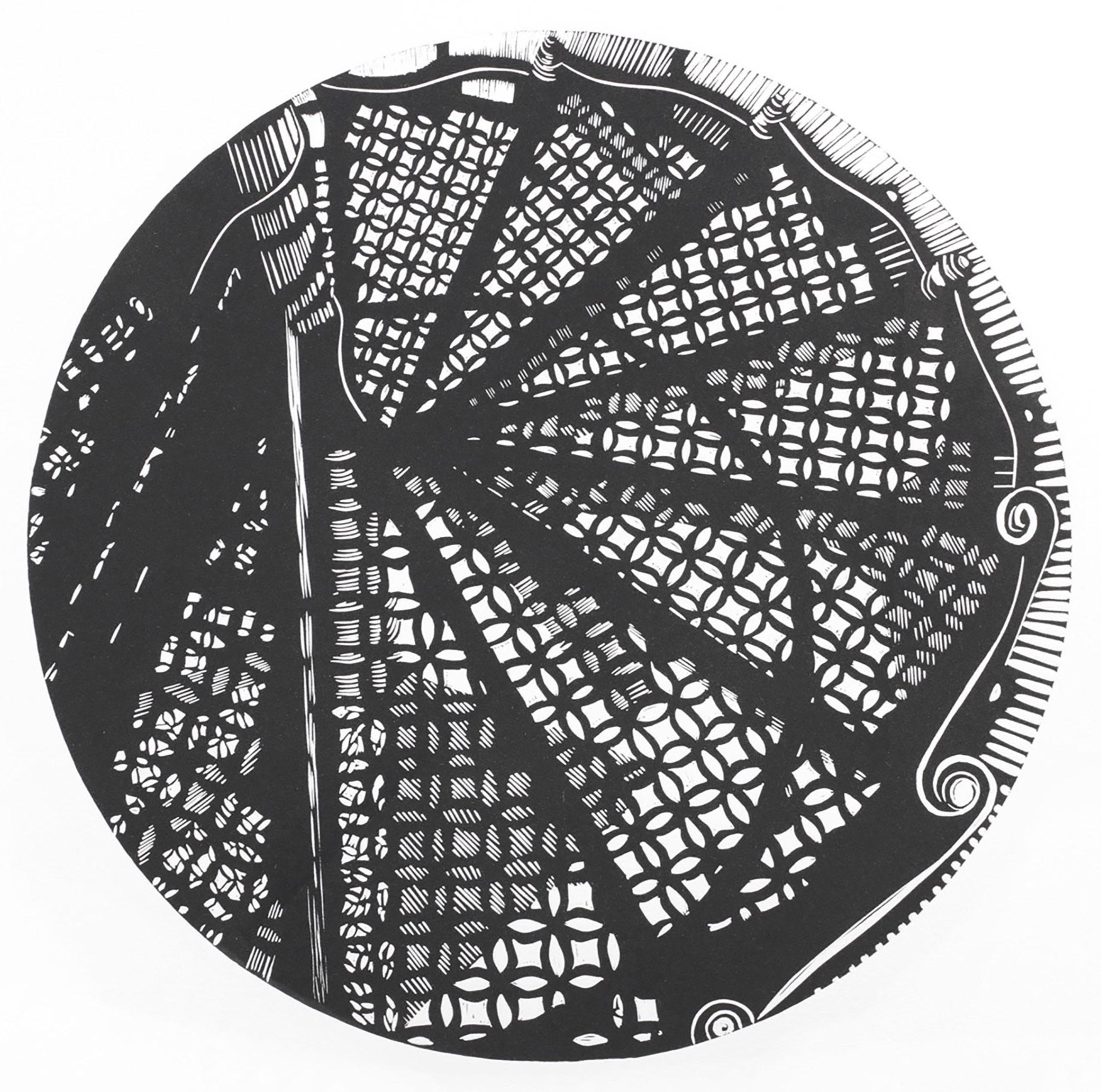 Linocuts - Spirals