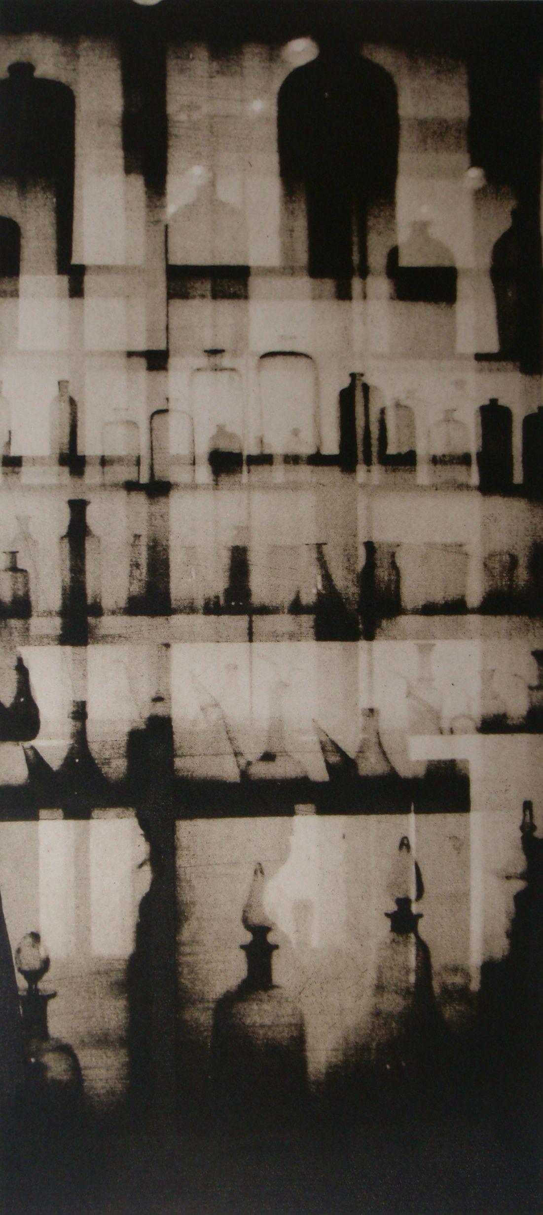 Pharmacy, Photo etching