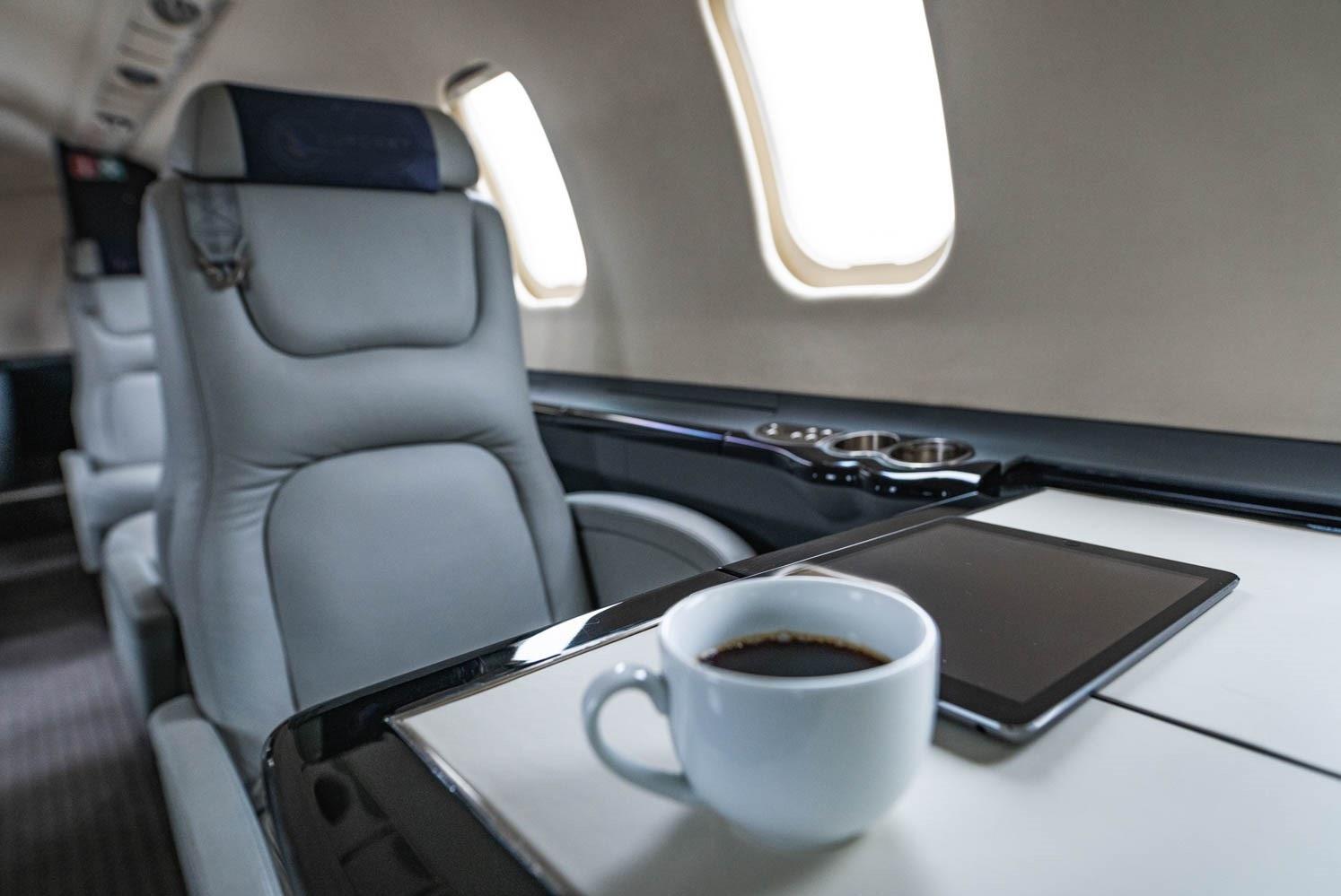 Business Charter - Fordeler ved å fly Airwing