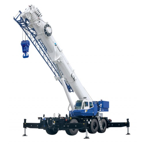 Rough Terrain Cranes - Ranging from 40-160 tons