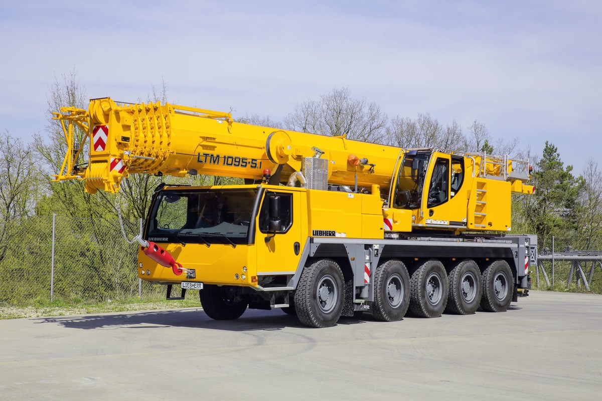 All terrain cranes - Ranging from 50-500 tons