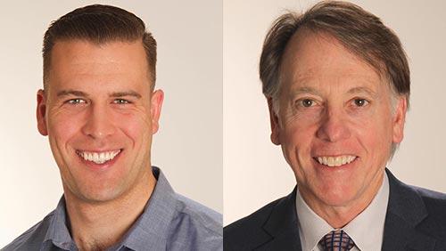 Dr. Chris Weber & Dr. J.A. Reynolds