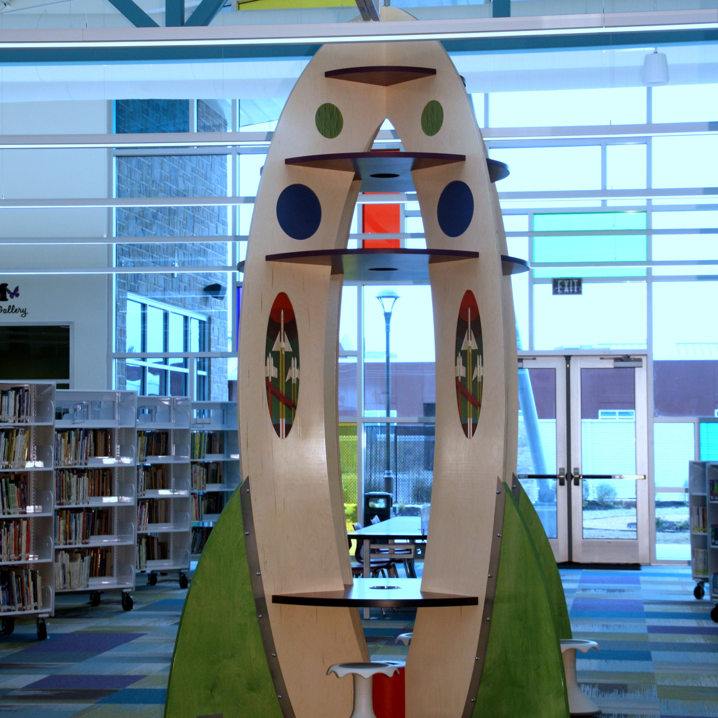 Education & Library -