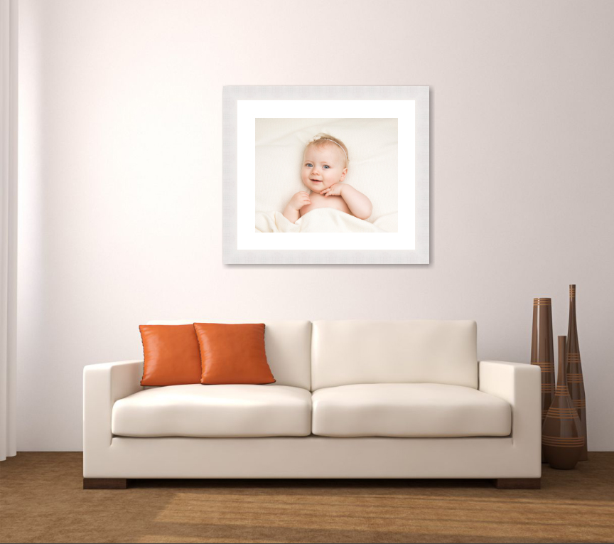 The Framed Wall Portrait shown here is The Showpiece €795