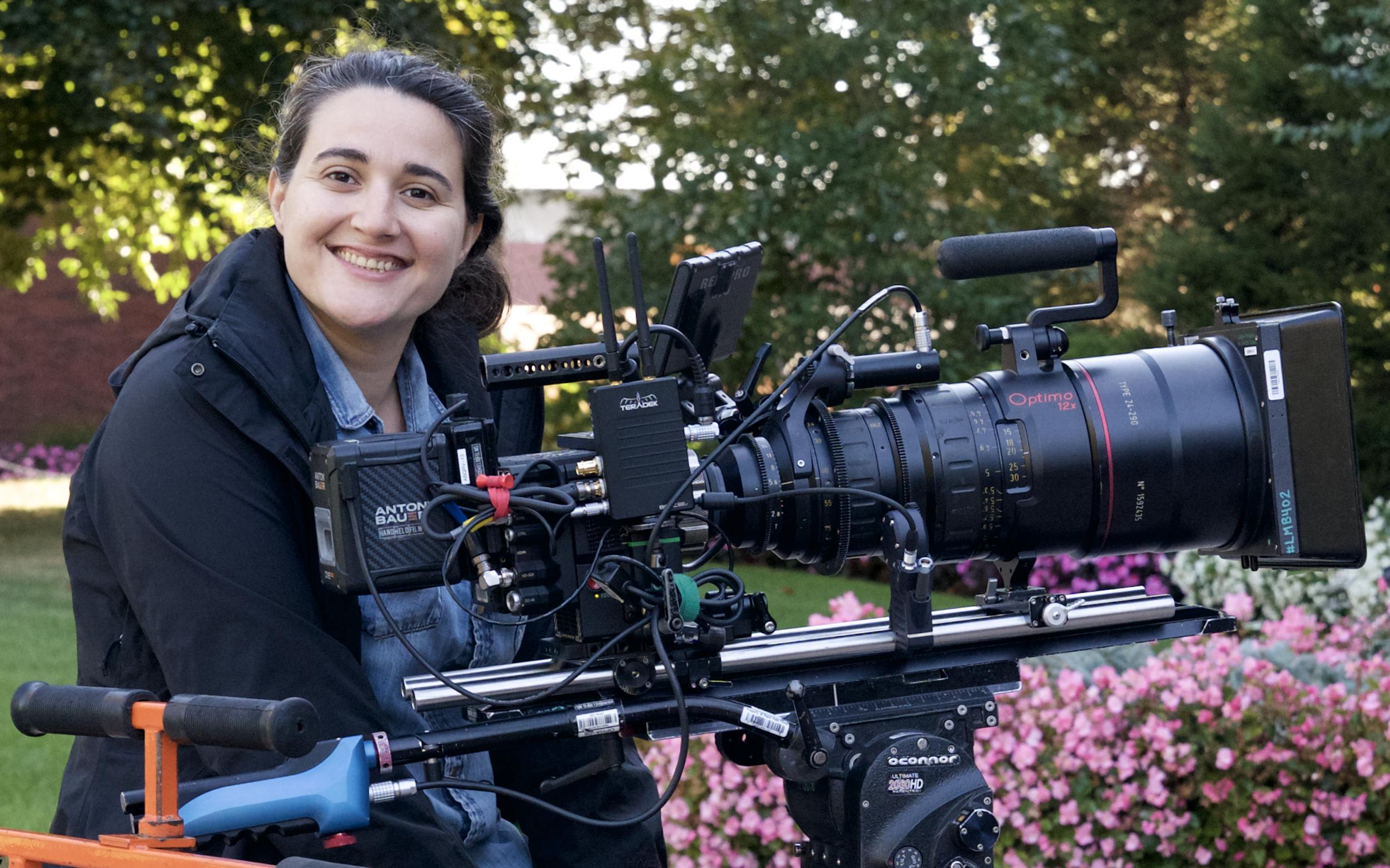 Olga Vázquez Puertas , Director of Photography