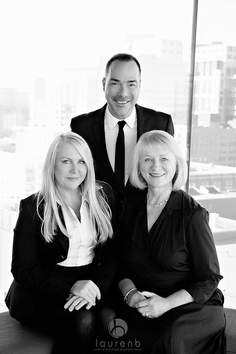 Dawnn, Diane, and Craig for their Edina Realty business