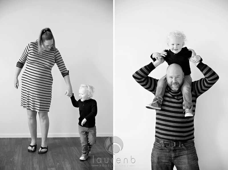 Mothers & Fathers Day Mini Sessions Minneapolis Studio | Lauren B. Photography