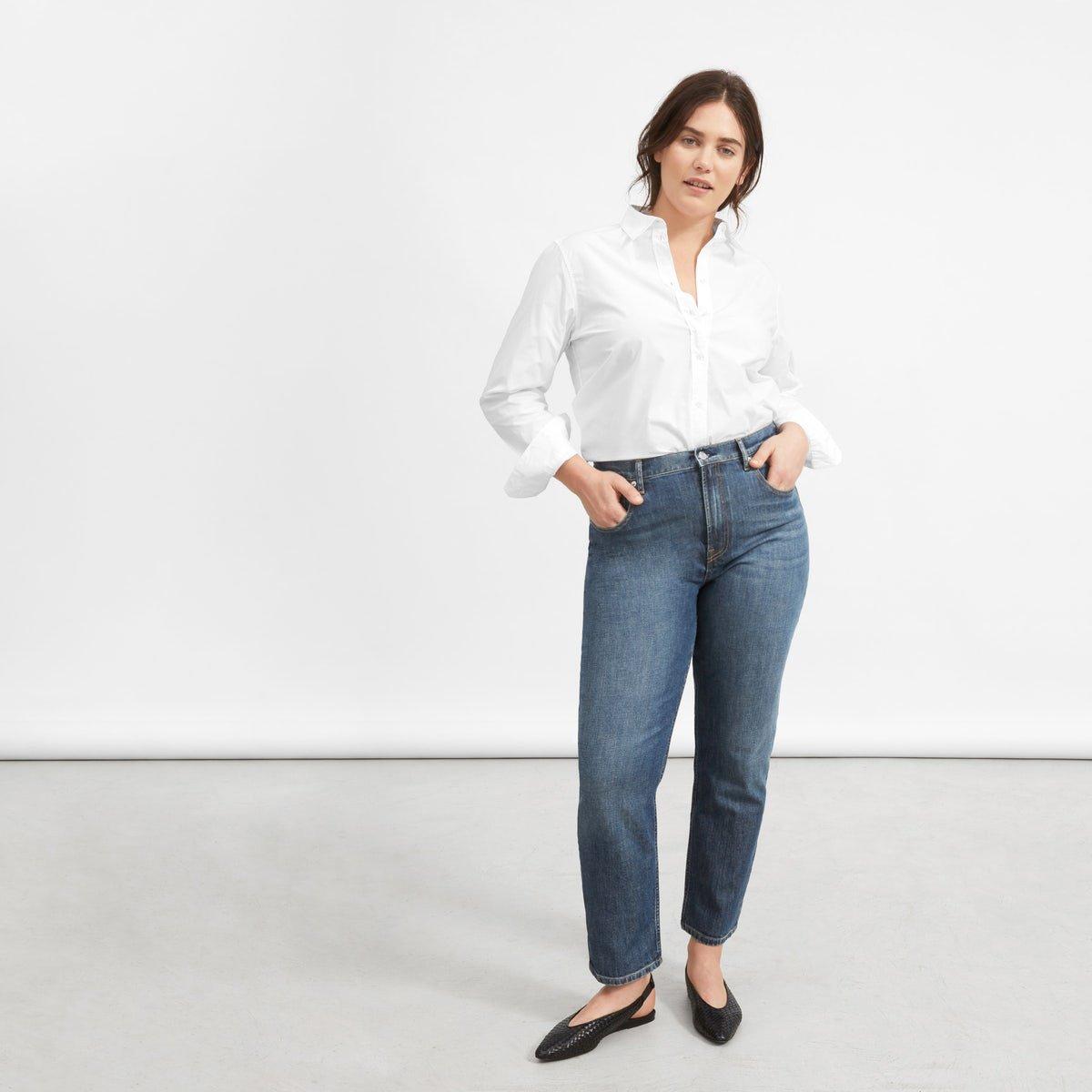 Everlane Cheeky straight jeans