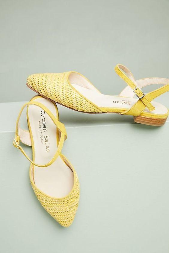 Carmen Salas  sandals
