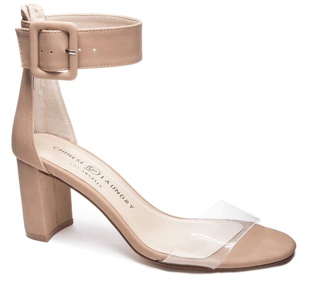 Chinese Laundry Reggie  ankle strap sandals