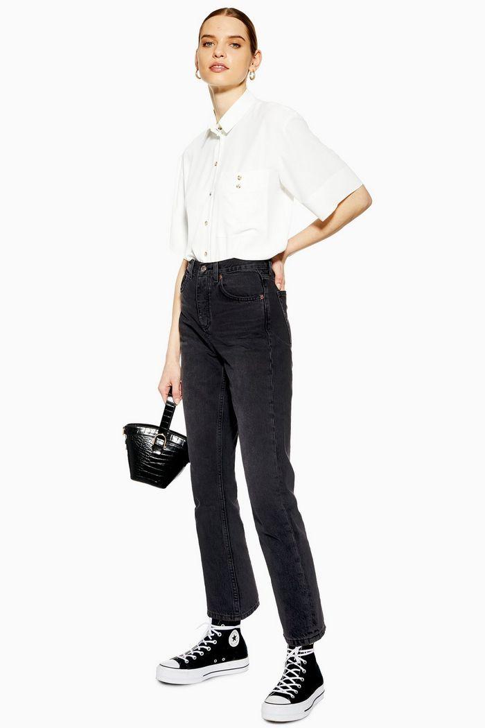 TopShop black Editor  jeans