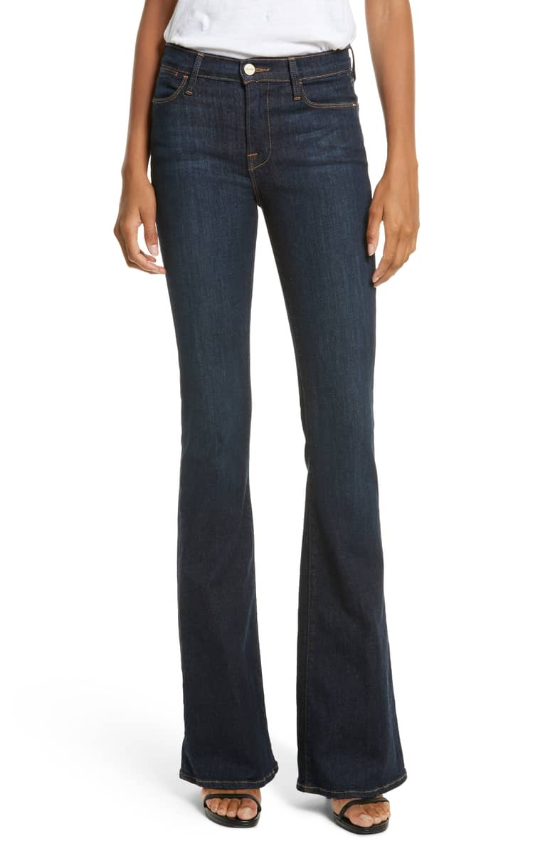 Frame Le High Flare  jean at Nordstrom
